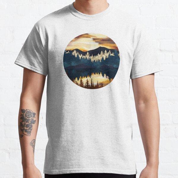 Fall Sunset Classic T-Shirt