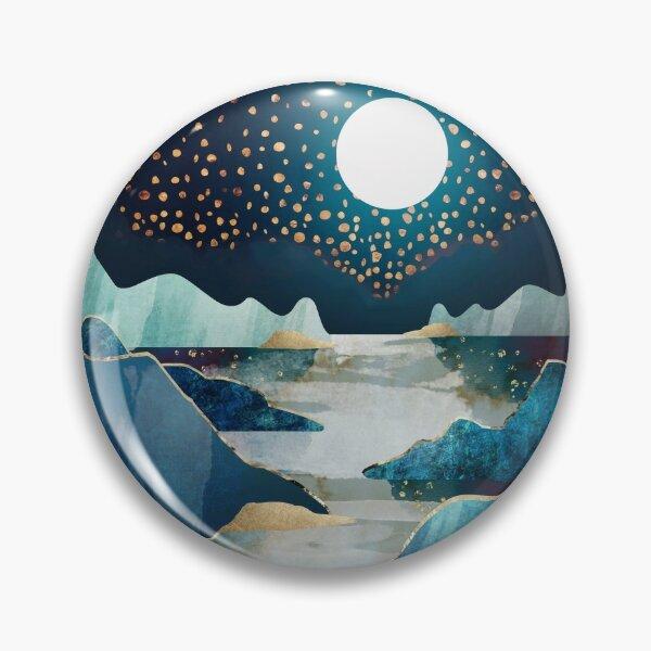 Moon Glow Pin