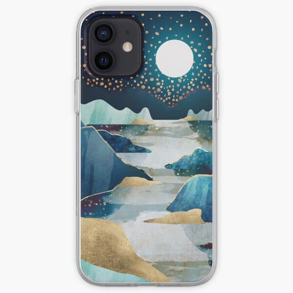 Moon Glow iPhone Soft Case