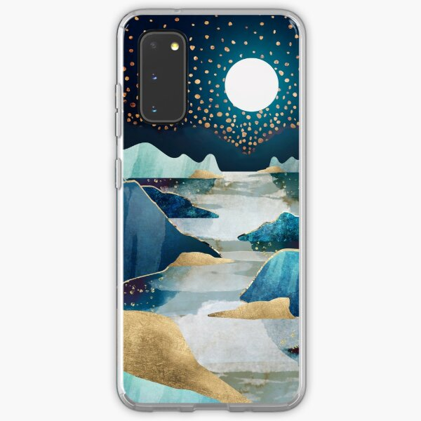 Moon Glow Samsung Galaxy Soft Case