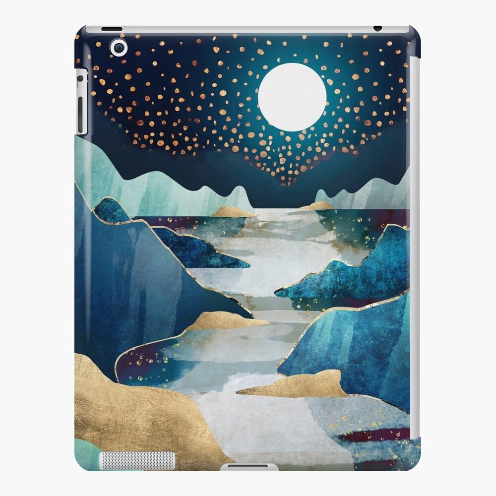 Moon Glow iPad Case & Skin
