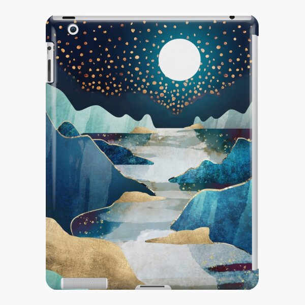 Moon Glow iPad Snap Case