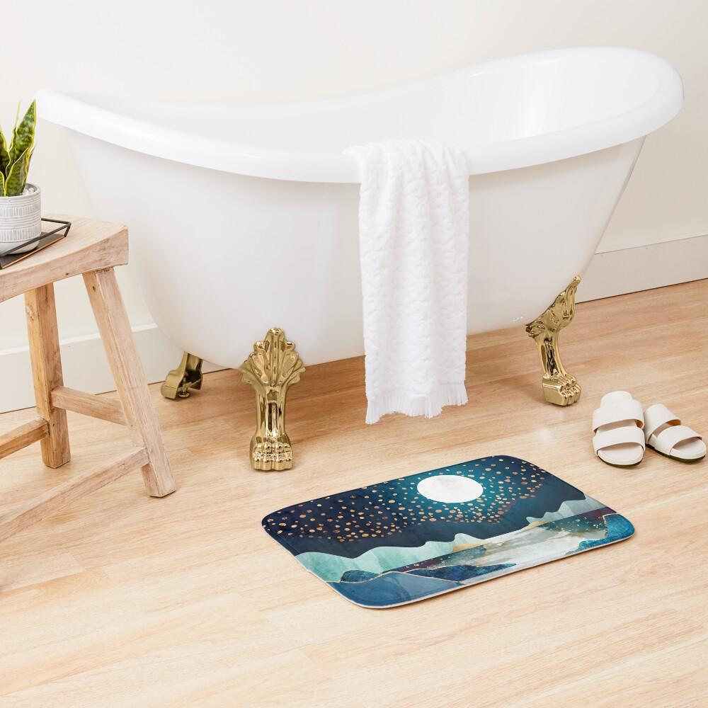 Moon Glow Bath Mat
