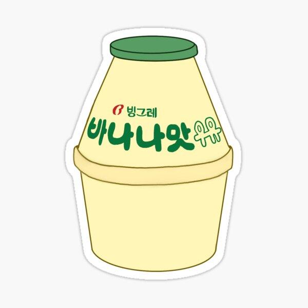 Korean Banana Milk Gifts Merchandise Redbubble
