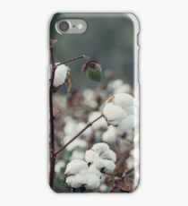 Cotton Field 5 iPhone Case/Skin