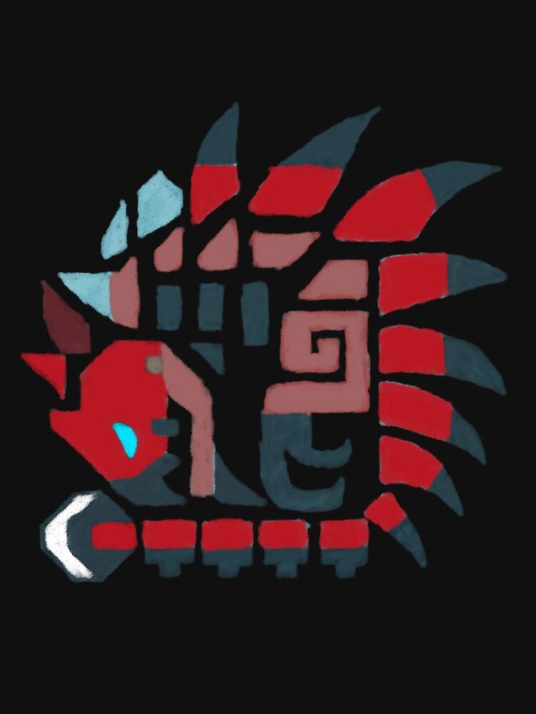 Monster Hunter Rathalos  | Unisex T-Shirt
