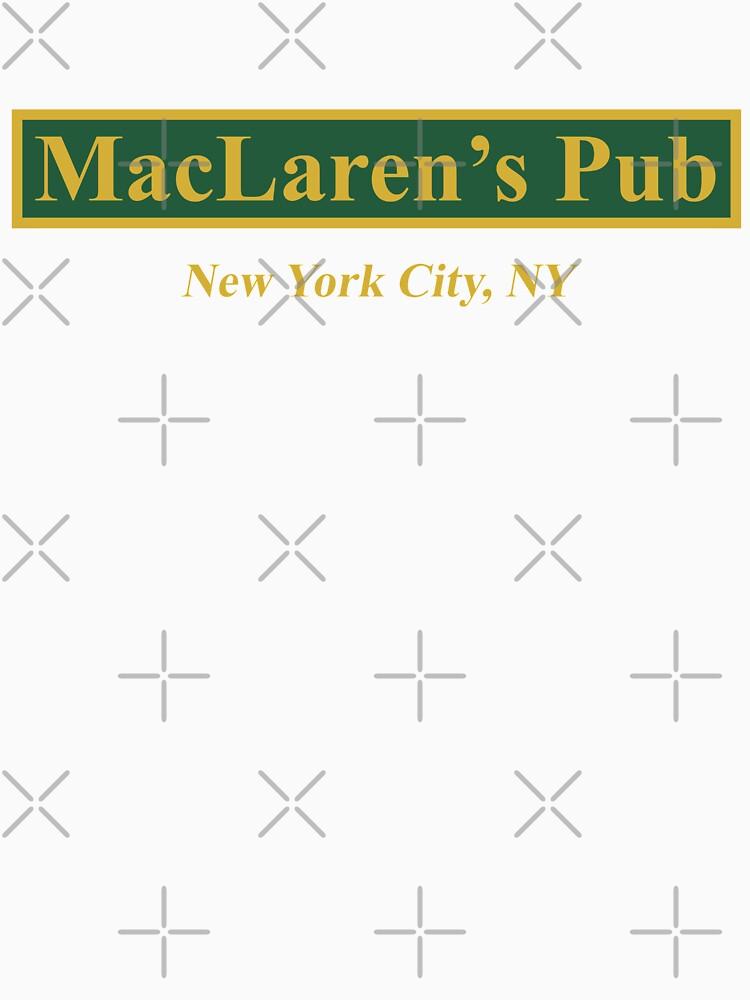 MacLaren's Pub, New York – How I Met Your Mother by fandemonium