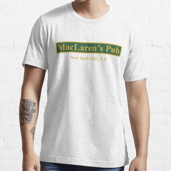 MacLaren's Pub, New York – How I Met Your Mother Essential T-Shirt
