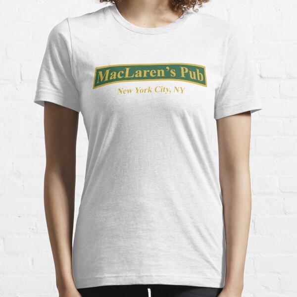 Pub de MacLaren Camiseta esencial