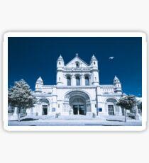 St Annes Cathedral Sticker