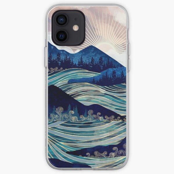 Ocean Sunrise iPhone Soft Case