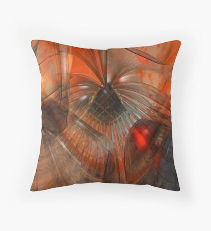 Hours and hours Throw Pillow