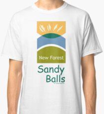 Sandy Balls resort Classic T-Shirt