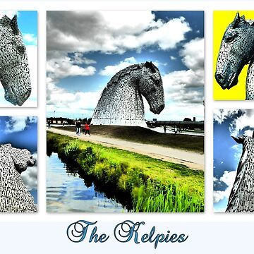The Kelpies by angel1