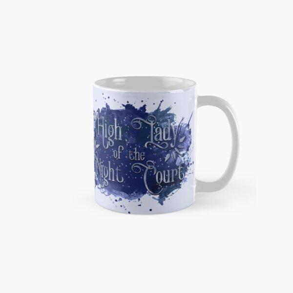 High Lady of the Night Court Classic Mug