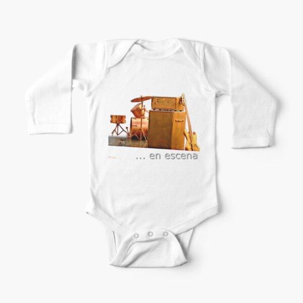 In Escena Baby Body Langarm