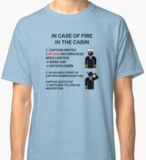 Captain Dons Cap Classic T-Shirt
