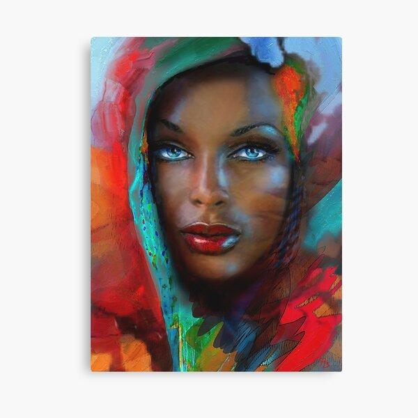 Blue Eyes 2 Canvas Print