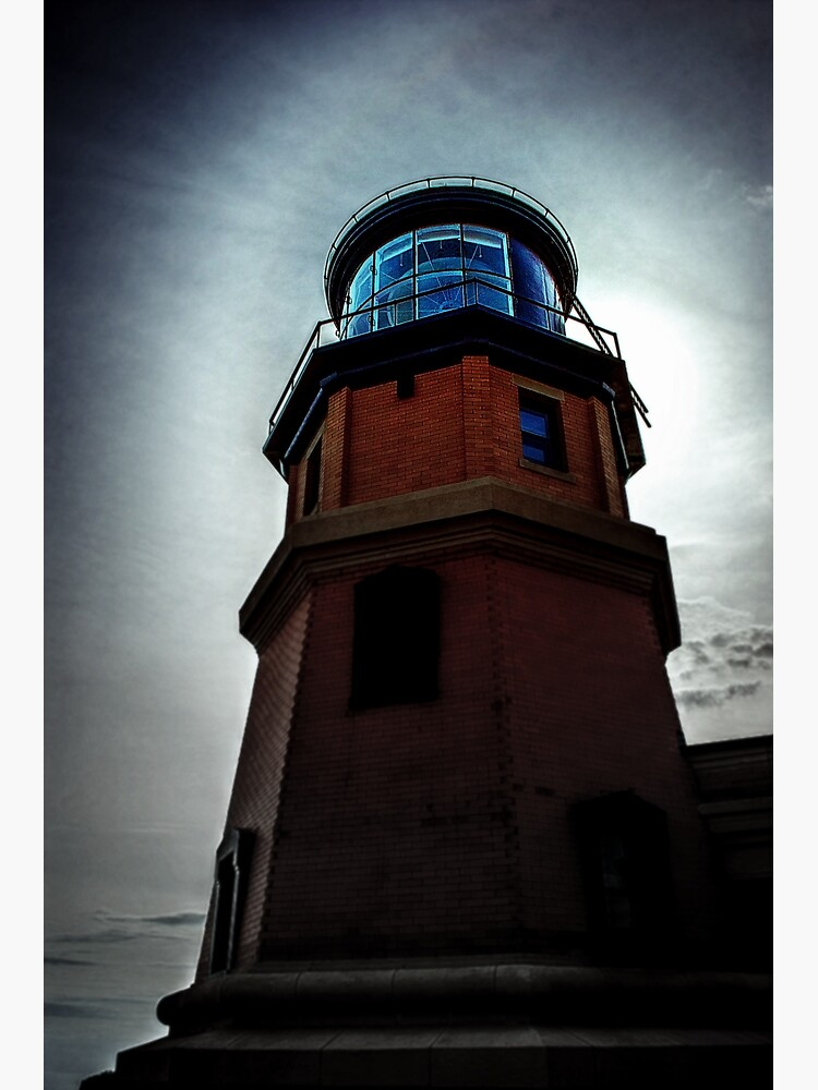 Spooky Lighthouse by tsarts