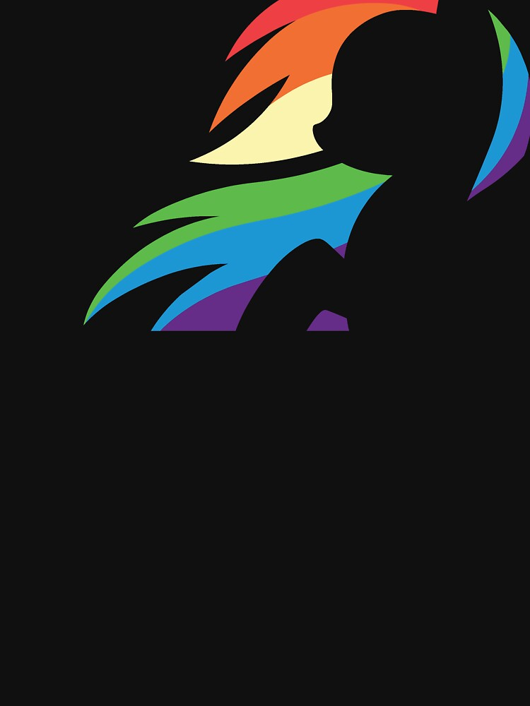 Rainbow Dash | Unisex T-Shirt
