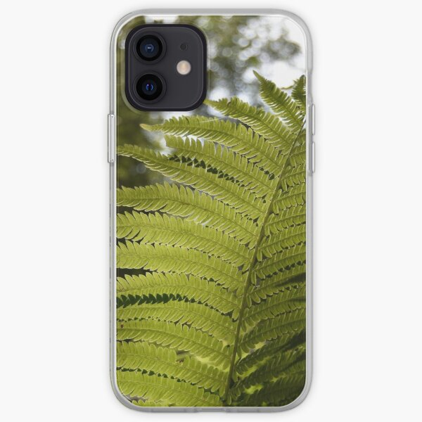 Fern Magic 001 iPhone Soft Case
