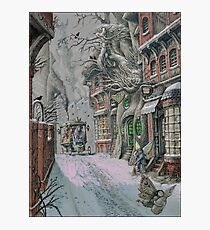 Streets Of Suidemor Photographic Print