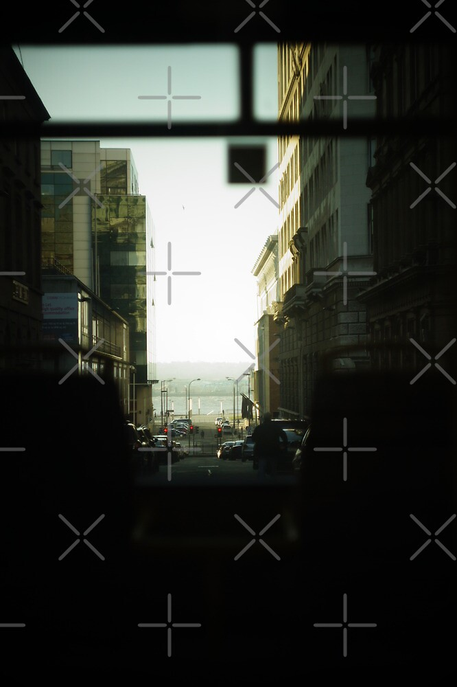 Down The Road and Through The Bus by AndrewBerry