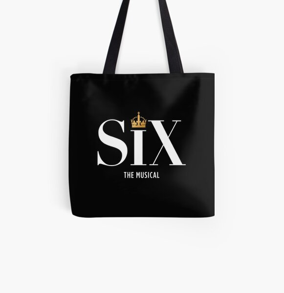 Six The Musical  All Over Print Tote Bag