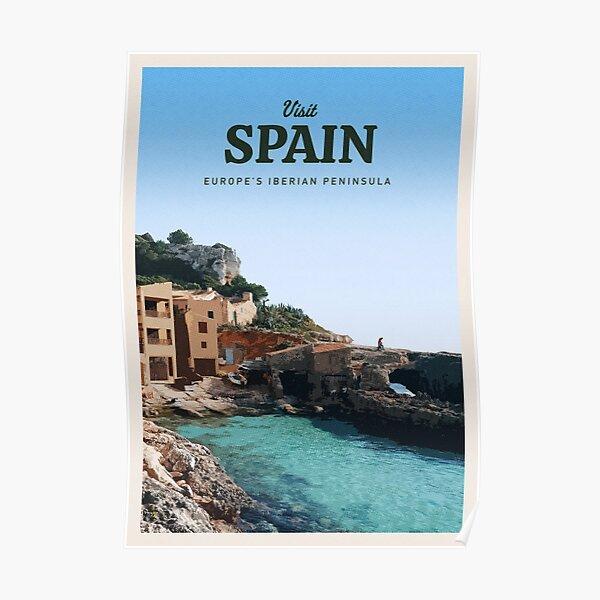 Visit Spain Poster