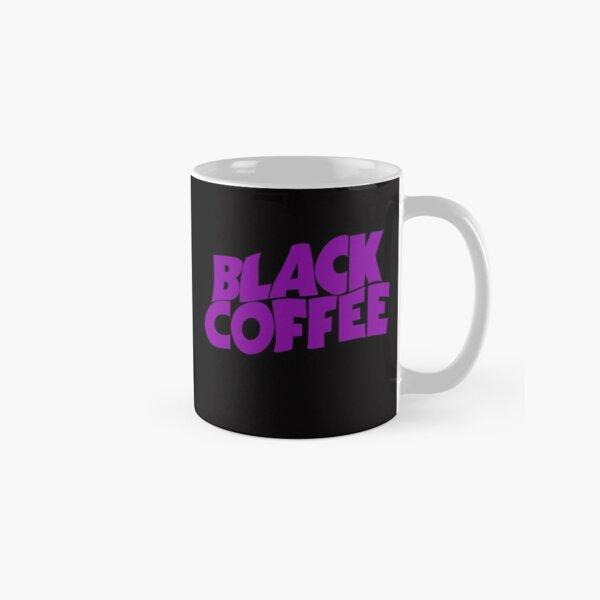 Café negro Taza clásica