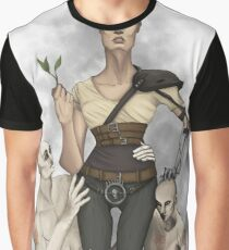 Wasteland Devotional Graphic T-Shirt