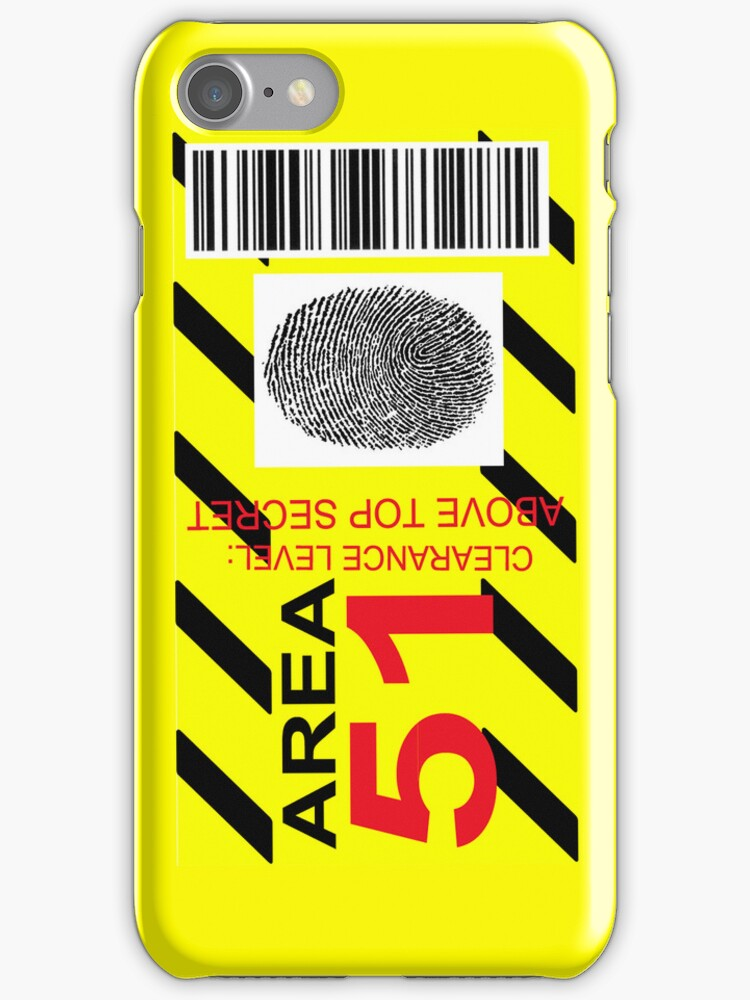 AREA 51 ID by thatstickerguy