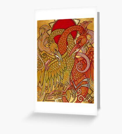The Imbroglio Greeting Card