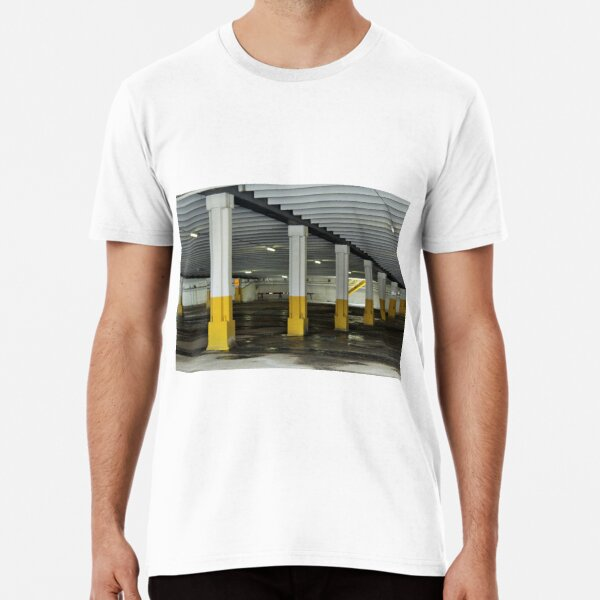 Quiet Parking Lot Premium T-Shirt