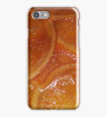 orange treacle iPhone Case/Skin