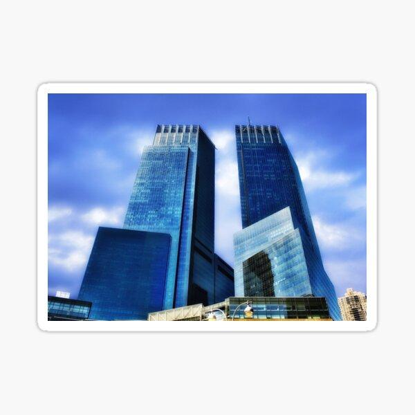 New York - Time Warner Center Sticker