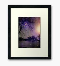 Fairy Dust Sprinkles © Framed Print