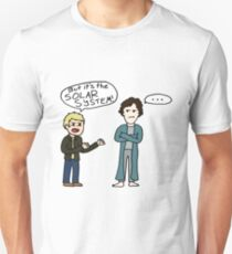 But it's the Solar System, Sherlock Unisex T-Shirt