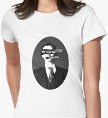 God Save The Queen, Mycroft #2 Women's Fitted T-Shirt