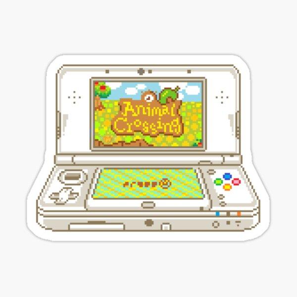 Animal crossing 3DS Sticker