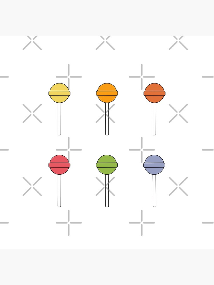 Happy Lollipop Sugar Candy by PrintablesP