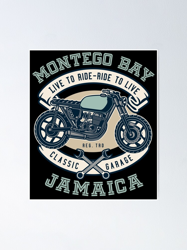 Motorcycle Garage Classic t-shirt