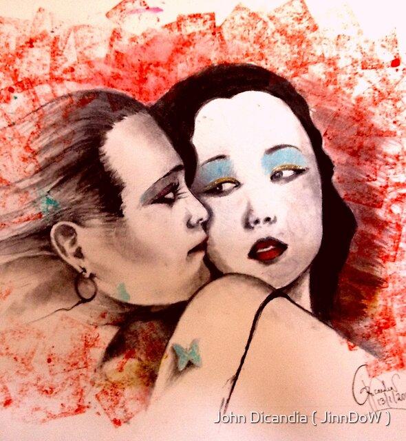 Tainted Love ( No # 1 ) by John Dicandia ( JinnDoW )