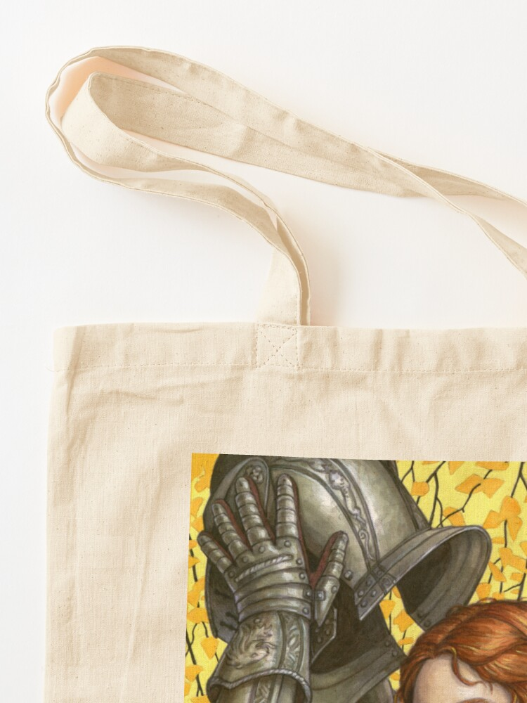 Alternate view of Alanna the Lioness Tote Bag