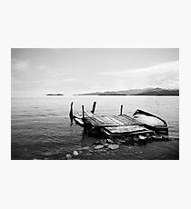 fading Photographic Print