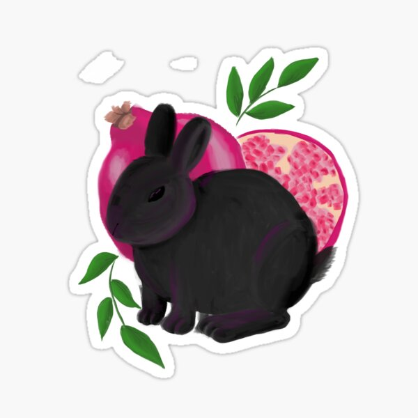 Persephone Sticker