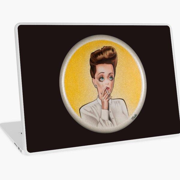 Bette Davis Laptop Skin