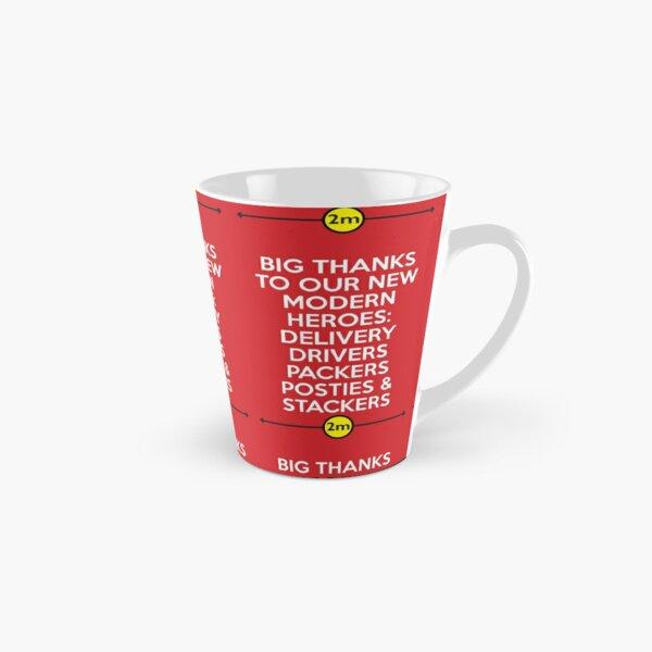 Big Thanks Tall Mug