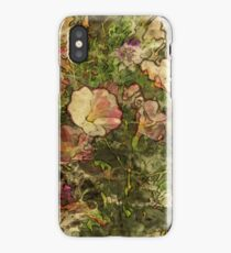 Fairy Flowers iPhone Case