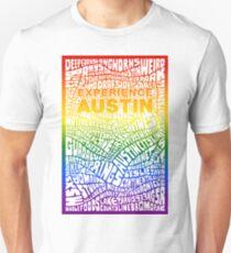 Experience Austin Rainbow SPECIAL EDITION Unisex T-Shirt